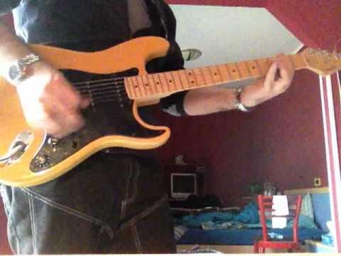 improvviasazione blues Laney VC15