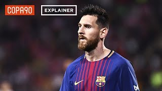 Why Messi Could Soon Be In The Premier League