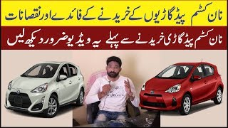 buy non custom paid cars profit and loss my statement