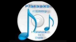 Jo un ke tamanna hai ( Intaqam ) Free karaoke with lyrics by Hawwa-