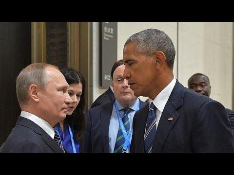 ABD ve Rusya anlaşamadı, Obama ve Putin Suriye için görüşecek