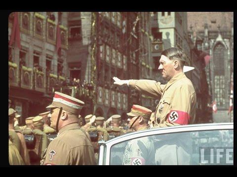 Documentário A Conspiração Nazista de Adolf Hitler Discovery Channel