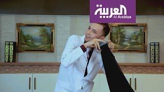صباح العربية | سيف جنان عراقي ينشر التوعية بالفكاهة