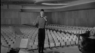The Bellboy - Conducting