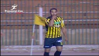 """الهدف الأول لـ المقاولون العرب امام إنبي """" احمد علي """" الجولة الـ 10 الدوري المصري"""
