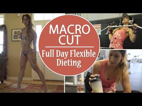 MACRO CUT | Full Day Flexible Dieting