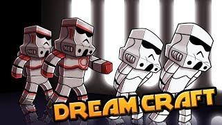 Minecraft | Star Wars Movie - IMPERIAL ARMY CIVIL WAR! (Dream Craft)