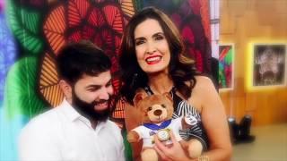 ABDUL NO PROGRAMA DA FATIMA BERNARDES TV GLOBO SOBRE A xenofobia E A COPA DOS REFUGIADAS 2017