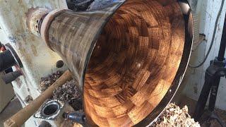 Segmented Woodturning: My 96th Vase