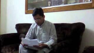 Shaheen Abbas: roshni jaisay kisi sham kay anay say ho