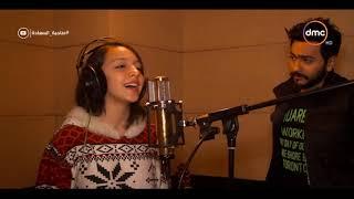 """صاحبة السعادة - كواليس تصوير فيديو كليب أغنية """" الله شاهد """""""