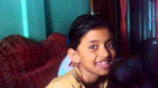 06 April 2014, watching tv ,trying 2  make my cuzz to laugh at gondory moulvibazar sylhet