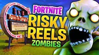 Fortnite: Season 4 - Risky Reels (Call of Duty Zombies Mod)
