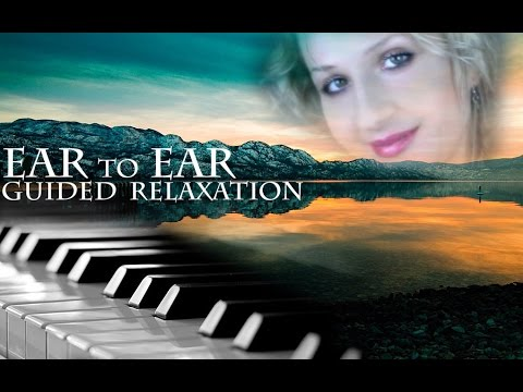 2 HOURS Piano Relaxing music for sleep/ With ASMR binaural guided relaxation