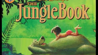 Disney's The Jungle Book full movie storybook - best app demos for kids - no narration
