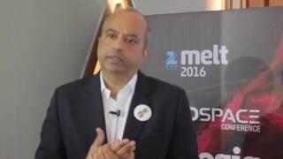 CVL Srinivas at Zee Melt 2016