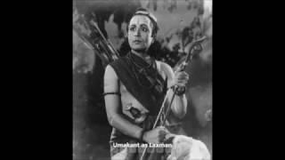 RAMBAAN (1948) - Ooth Lakhan laal priya bhai - Shankar Dasgupta