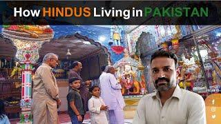 PAKISTANI HINDU LIFE | HOW HINDUS LIVING IN PAKISTAN