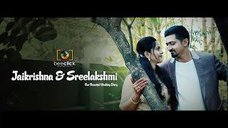 Jaikrishna + Sreelakshmi Wedding Reception Highlights