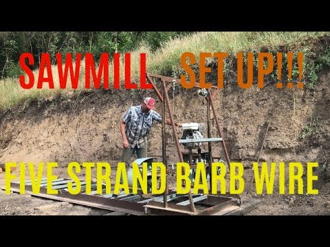Xxx Mp4 Setting Up Sawmill And Five Strand Barb Wire 3gp Sex