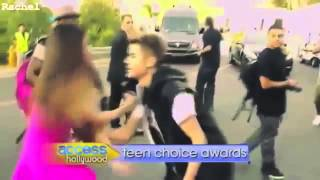 Jelena's Halo   Justin Bieber and Selena Gomez Cute Moments