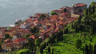 Lake Como seen by Yann Arthus-Bertrand