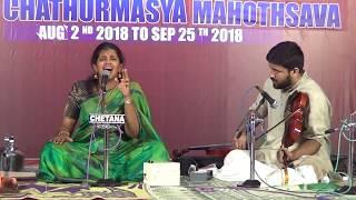 Carnatic Music - Kum.Gargi Shabaraya - 4 - Enna paliso karunakara