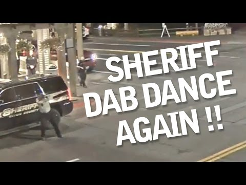LEGEND SHERIFF DAB DANCE AGAIN AT 2 AM Jackson Hole Town Square