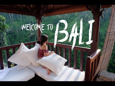 TRAVEL VLOG ∙ Welcome to Bali PRISCILLA LEE