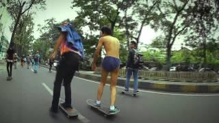 BANDUNG GO SKATEBOARDING DAY 2013