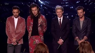 One Direction FINAL Live Performance on X Factor & Their Heartfelt Message To Fans