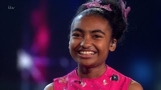 Jasmine Elcock - Britain's Got Talent 2016 Final