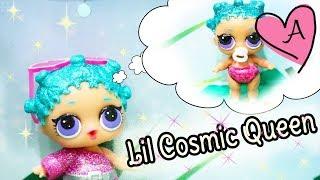 Muñecas LOL Surprise y juguetes Hatchimals - Cosmic Queen es niñera de bebés y recibe una hermana
