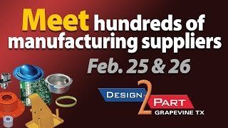 Contract Manufacturing Show in Grapevine, TX - D2P Shows