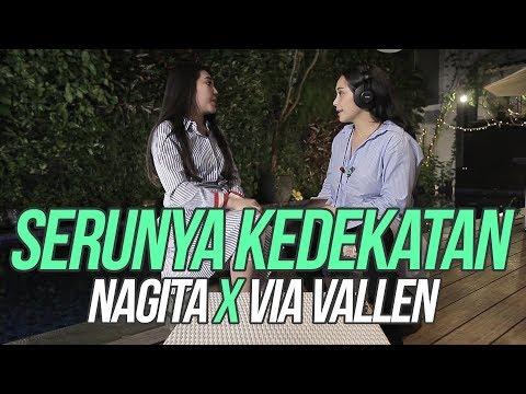 Duet Nagita Via Vallen Part 2 Dan Giveaway Laptop Mewah