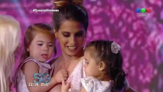 Presentamos a Maria Fernanda Callejón, Floppy Tesouro y Cinthia Fernandez - Susana Giménez