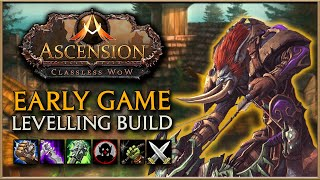 Project Ascension   QUICK Leveling Build for Project Ascension Softcore