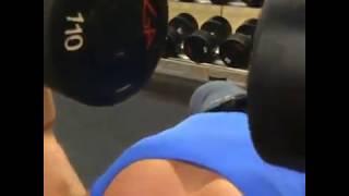 female bodybuilder Shannon Courtney 2