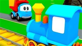 Pequeño Leo - Estación de tren - Coches infantiles - Carritos para niños - Camiones infantiles