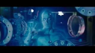 Watchmen: Dr. Manhattan Scene #1