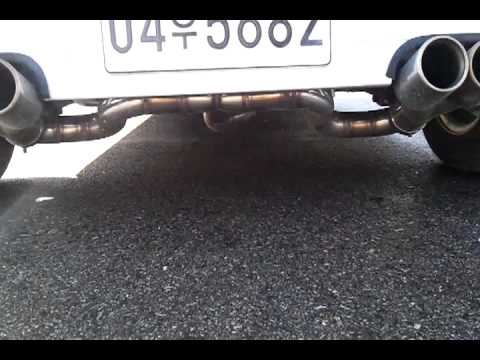 Download Daewoo Tico 91 dual exhaust sound (1)