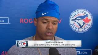 Stroman: Best rotation in baseball, hands down