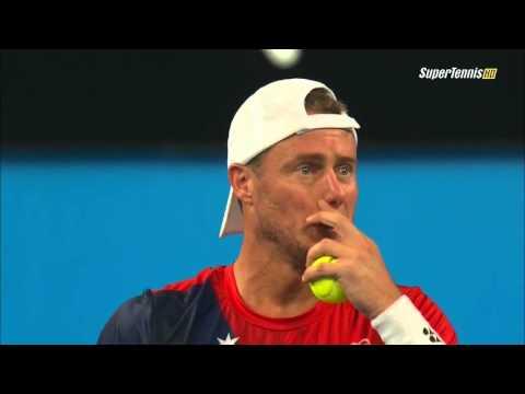J Sock   L Hewitt Hopman Cup 2016 HDTV 720 ITA