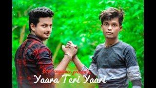 Yaara Teri Yaari || Rahul Jain || pehchan Music || Millind Gaba|| T-series|| love sequence||
