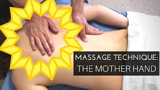 Deep Tissue Massage Technique: The