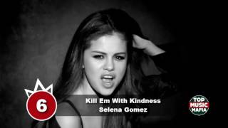 Top 10 Songs Of The Week - June 18, 2016 (Your Choice Top 10)