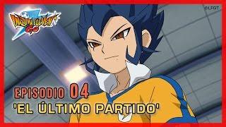 Inazuma Eleven Go Chrono Stones -Episodio 4 español «¡El último partido!»