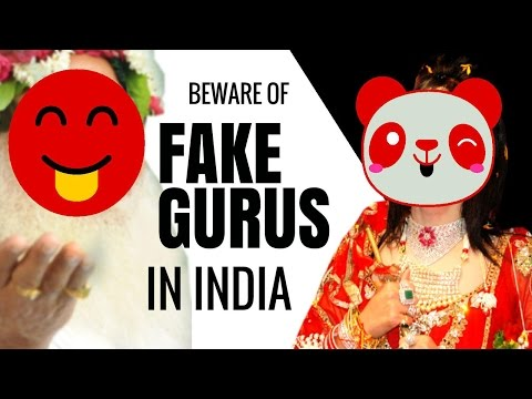 How To Identify Fake Gurus in India   Hindi Video
