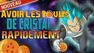 DRAGON BALL XENOVERSE 2 / COMMENT AVOIR LES BOULES DE CRISTAL RAPIDEMENT ?