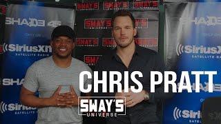 Chris Pratt Interview: Love Scene with Jennifer Lawrence + His Wife's Reaction